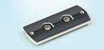2 Hole Bier Pin Plate