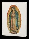 Lady of Guadalupe 6-Ring Padded