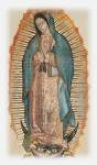 Lady of Guadalupe Prayer Cards