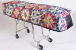Premium Patterned Cot Covers
