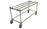 Casket Display Cart