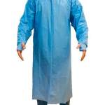 Thumb Loop Isolation Gown