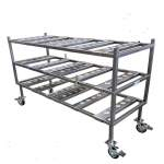 Mortuary Rack - 3 Tier - Multi-Directional