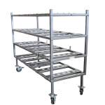 Mortuary Rack - 4 Tier Multi-Directional
